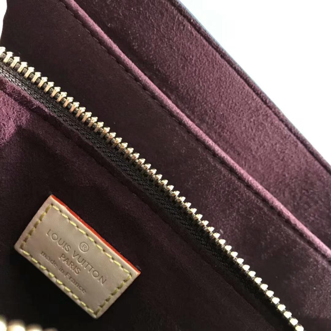 LV2018新款 Tote Fleur手袋43553 商务造型 简洁干练
