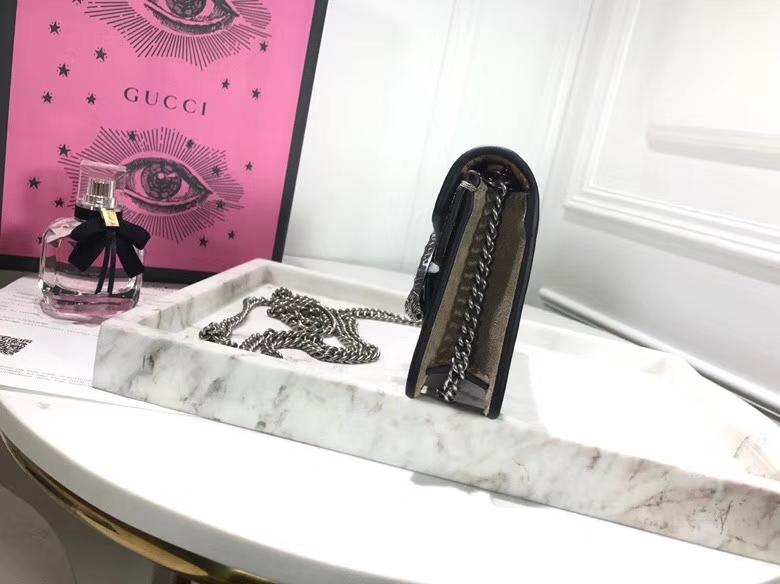 GUCCI最新Nano Dionysus 476432  Mini款酒神包 可爱又迷你 16.5cm