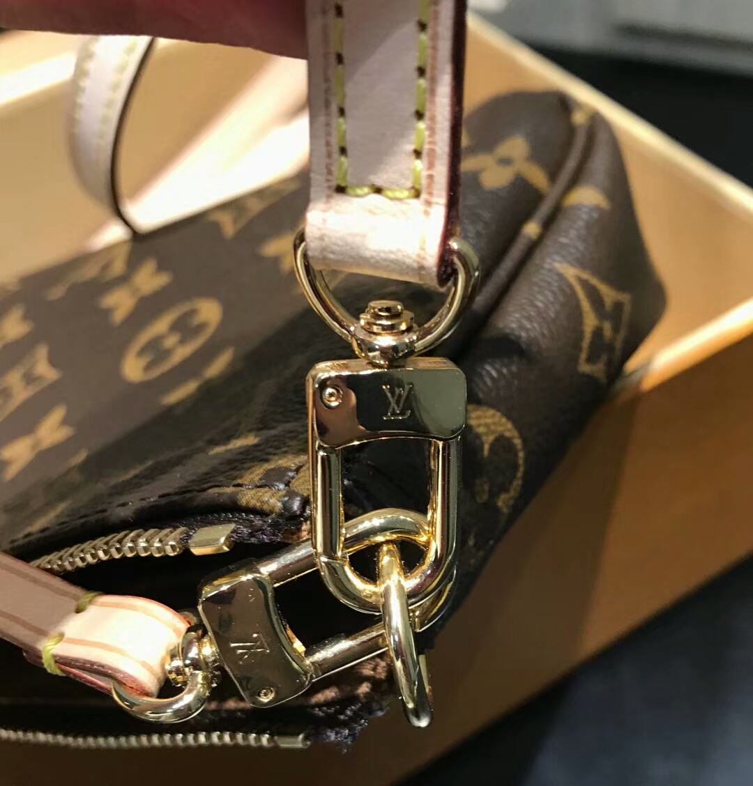 路易威登包包批发 LV中古家族系列小肩包41980 时尚韵味