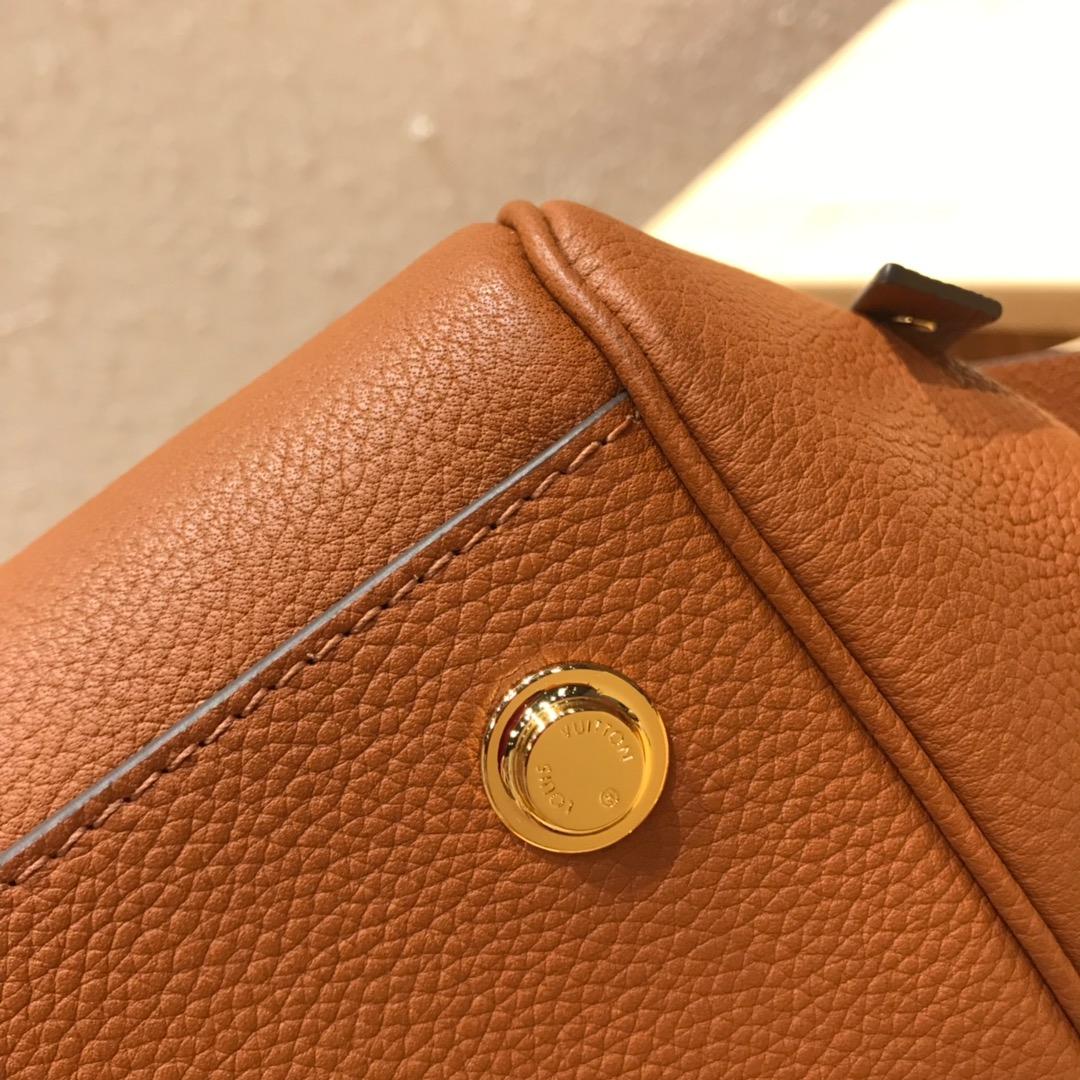 LV包包批发 全皮手提袋43528 手感非常舒服 精致优雅 配有顶部双手柄和可拆卸肩带