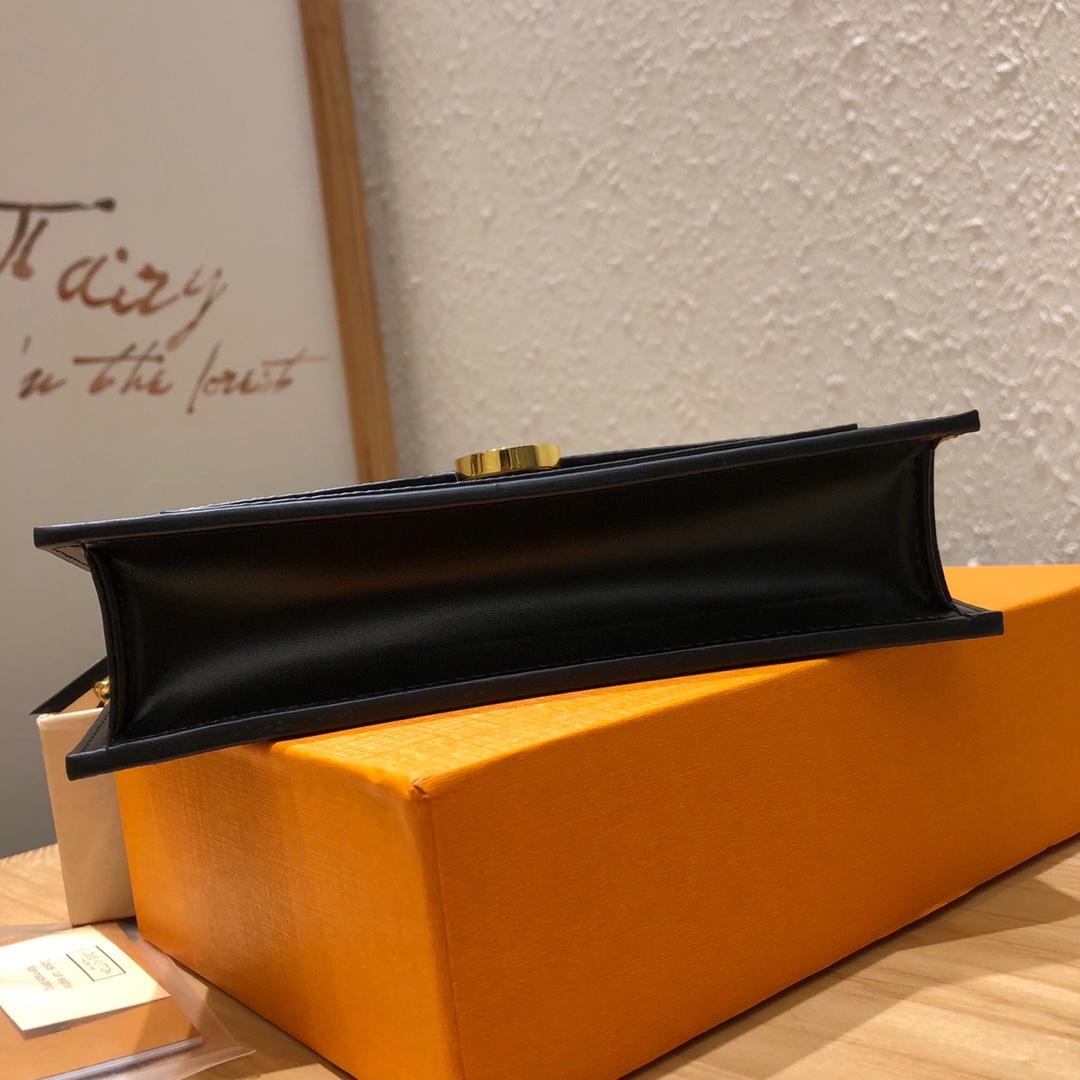 路易威登官网 Flore小花链条包43716 多个卡位 还有拉链袋 单肩手拿斜挎都可以