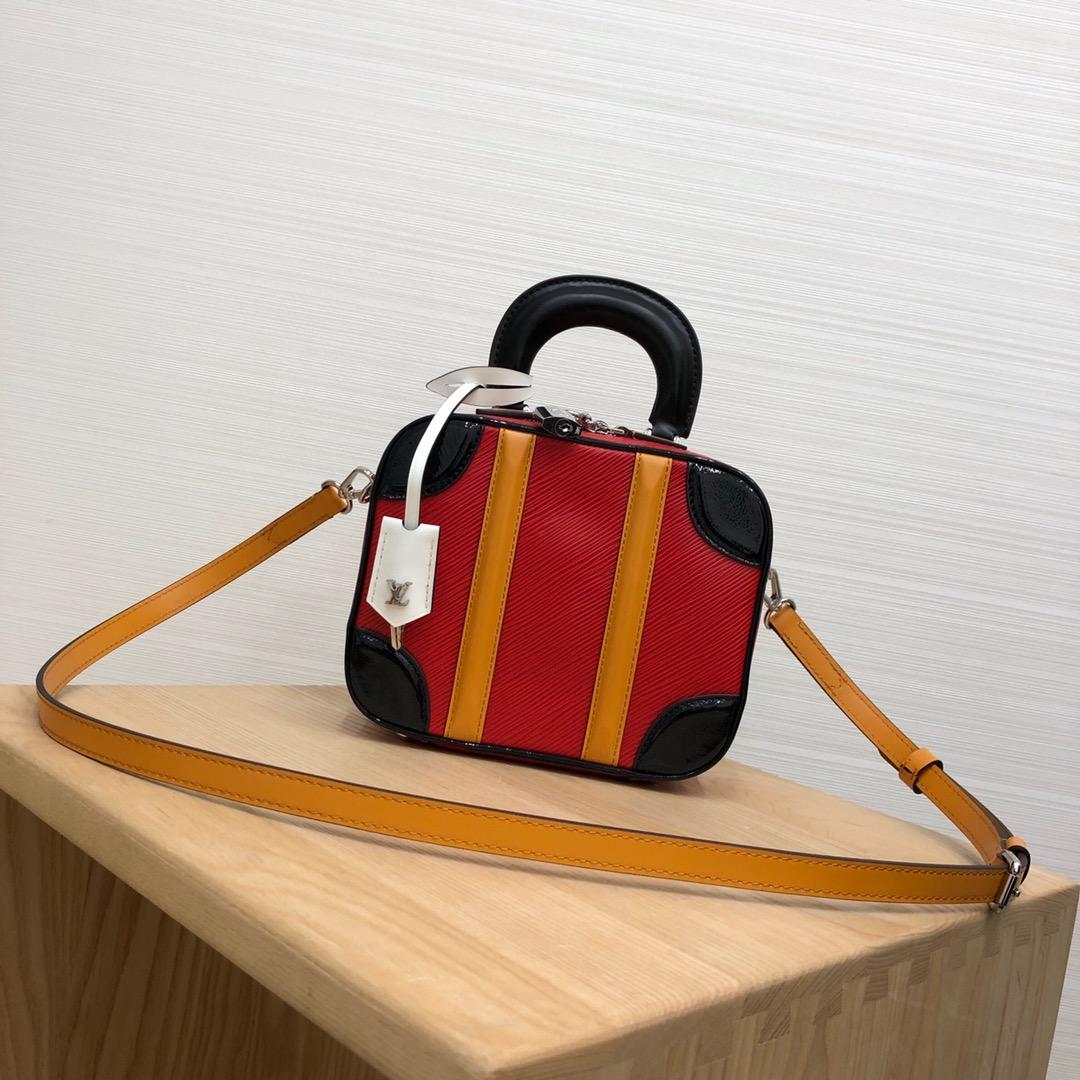 广州包包批发 MiniLuggage最新44583 时尚百搭 小巧可爱