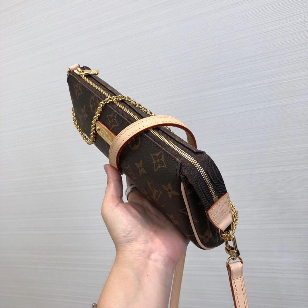 路易威登官网 老花小手袋45412 让人格外钟情 优雅复古且耐看