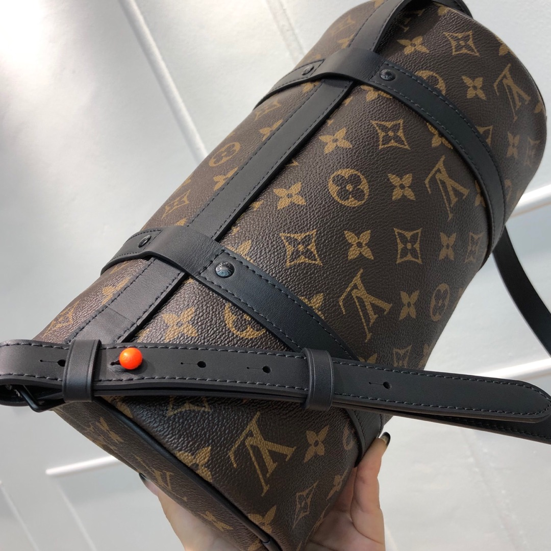 路易威登官网 设计师Virgil Abloh入驻驴家首发单品 枕头包老花44425
