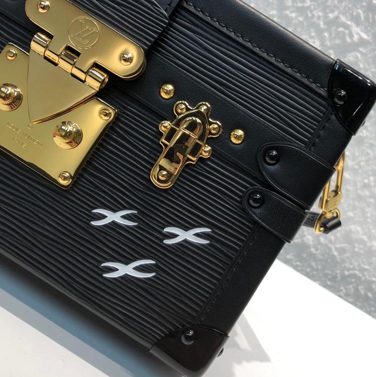 路易威登官网 黑色大号盒子44154 古董艺术 经典品味