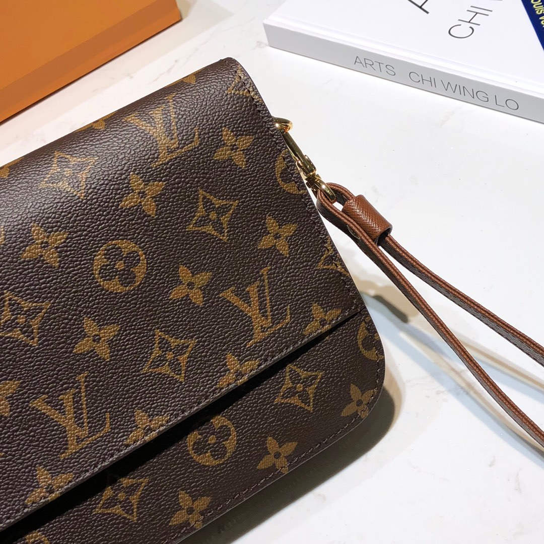 路易威登包包 中古手包45339 稀少臻品值得收藏