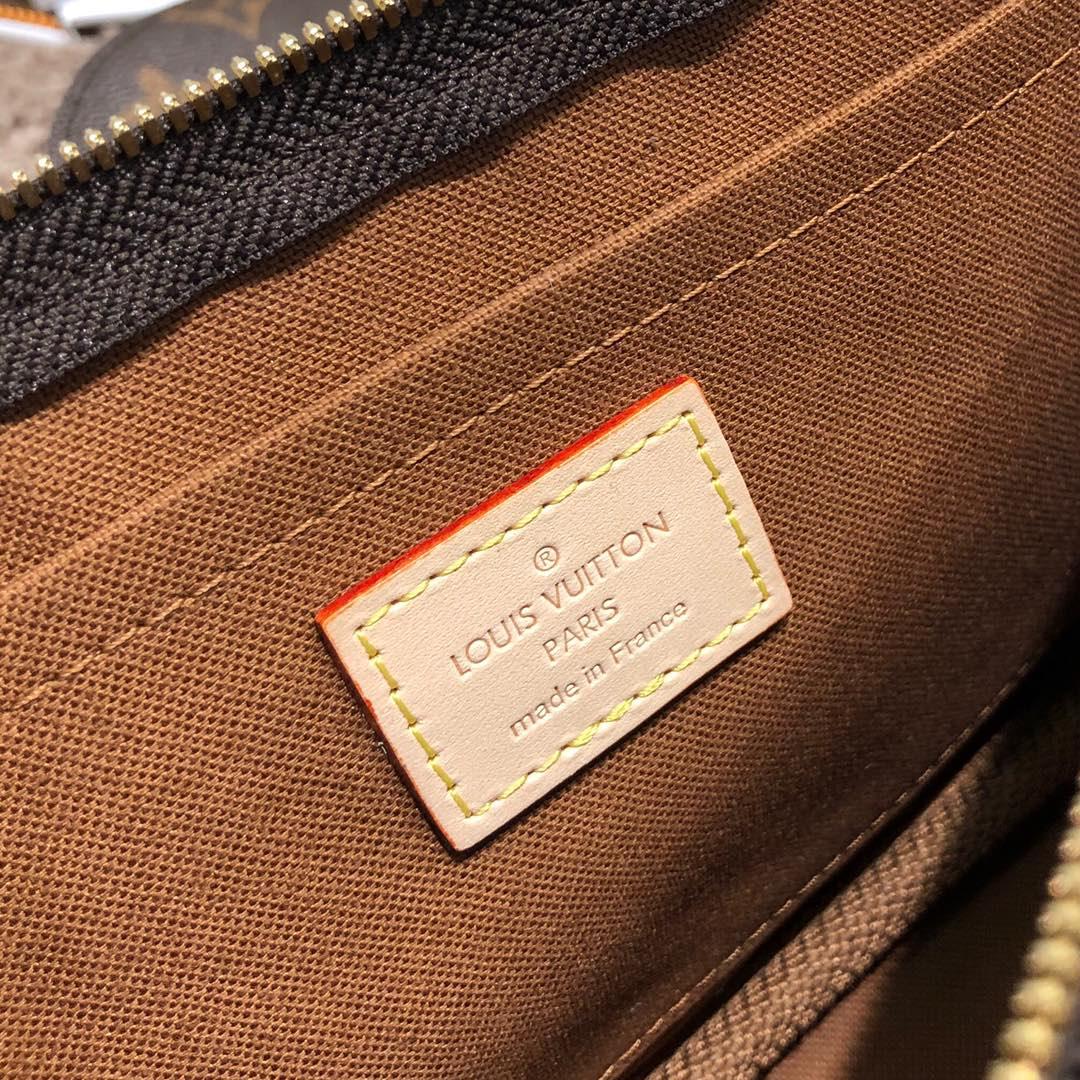 LV包包爆款 驴家全新组合三件套新颜色51984 经典三小包 时尚感十足