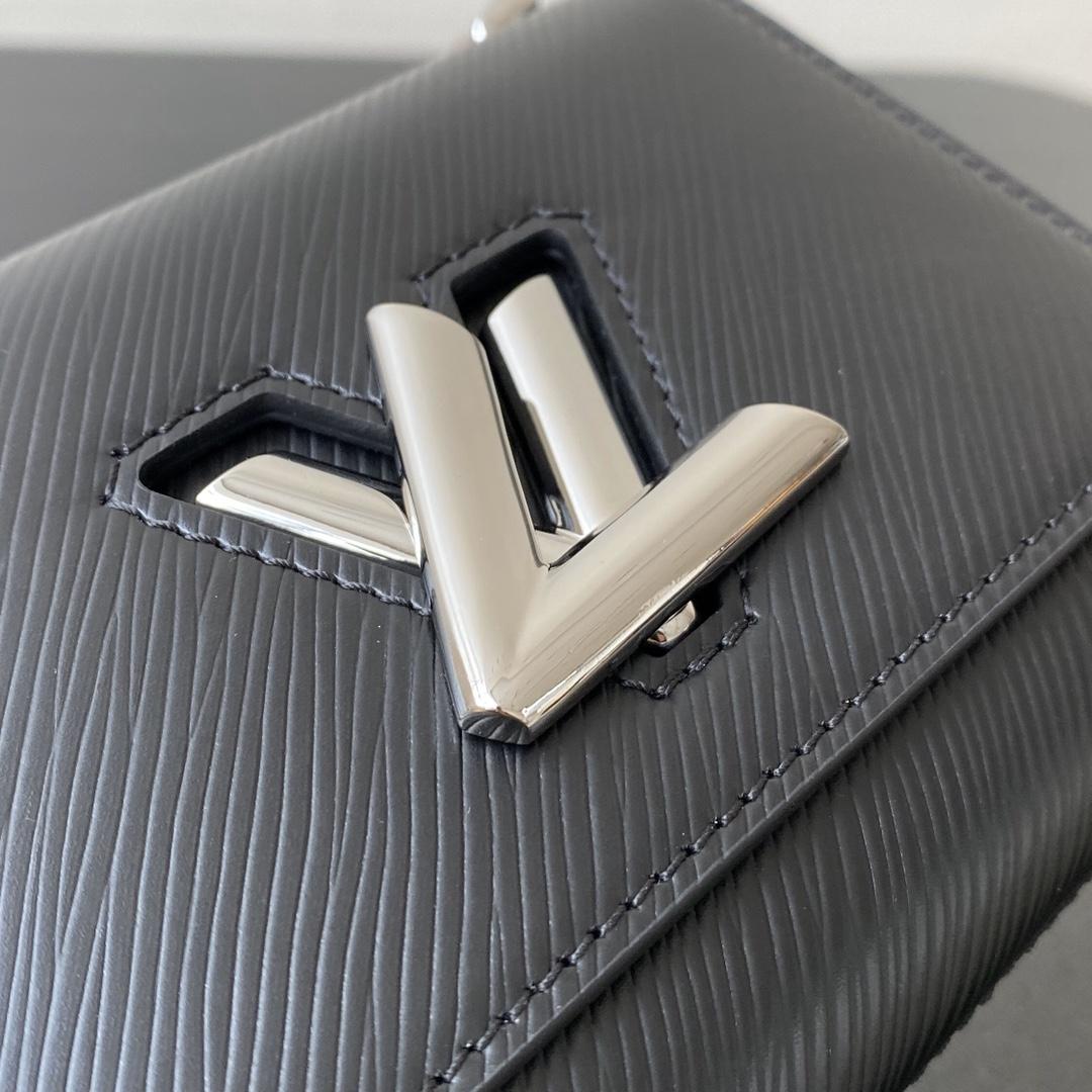 LV包包批发 2020早春twistmini50275 可变式链条手柄可以斜背也可以优雅肩背