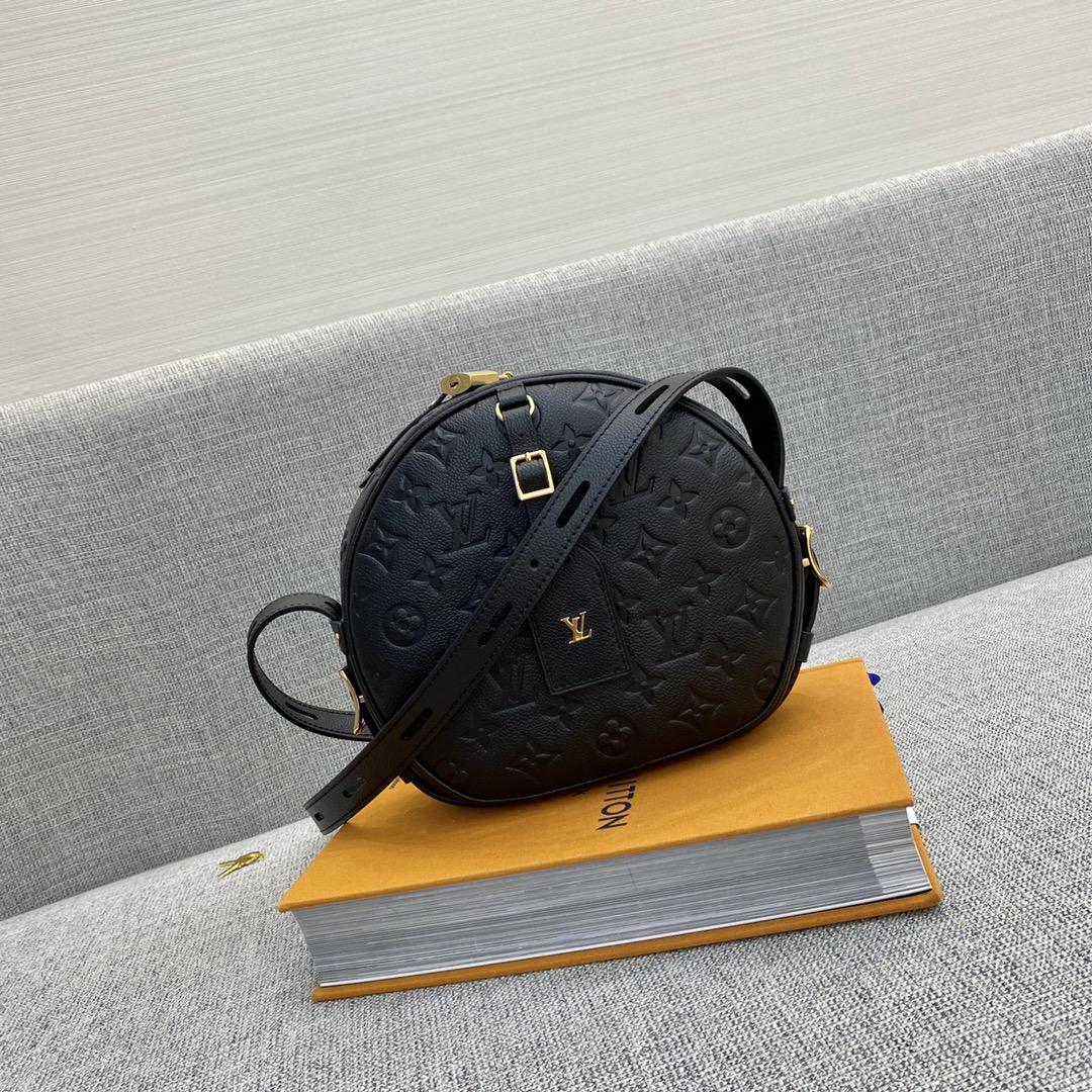 路易威登包包 实力热门款帽箱包43512 进口牛皮非常柔软舒适